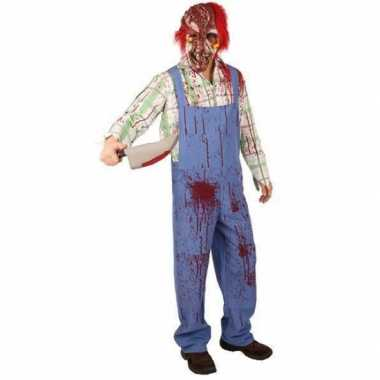 Bebloed zombie pak