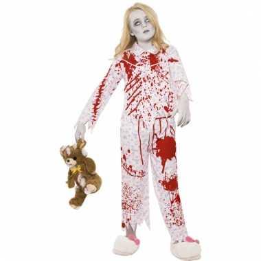 Bebloede zombie outift kind 10075211