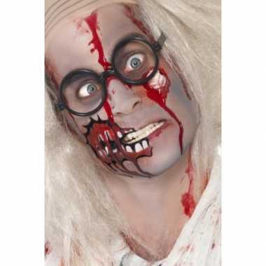 Horror schmink litteken bloed