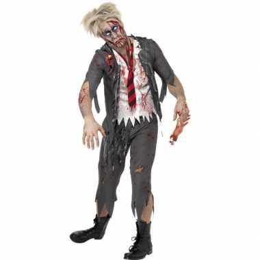 Zombie pak heren