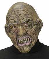 Zombie heks masker volwassenen