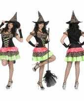 Zombie heksen dames pak
